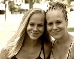 Kristi & Katie Wagner