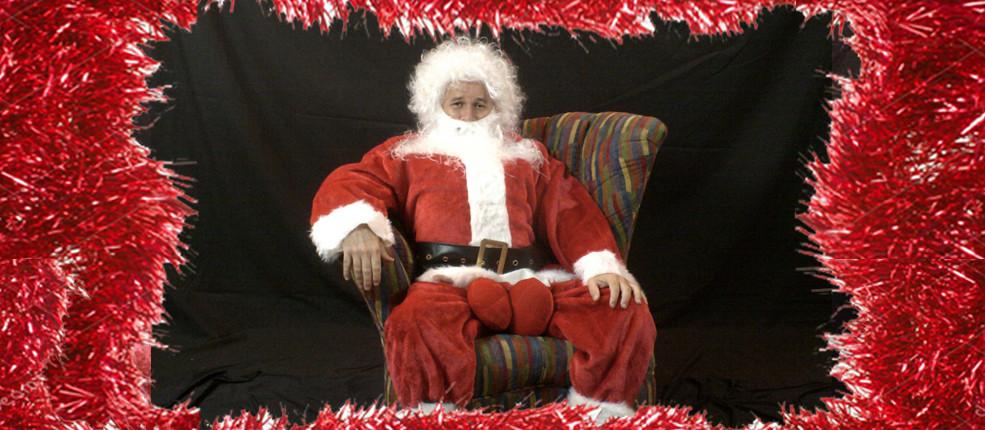 Santa's Got Some Big Ass Balls, yo!
